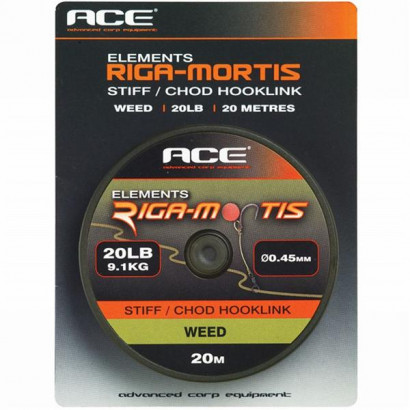 ACE Riga-Mortis Hooklink 25 lb.