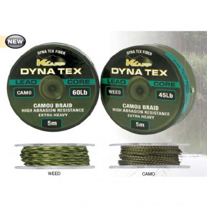 New Dyna Tex LEAD CORE 5 mt.