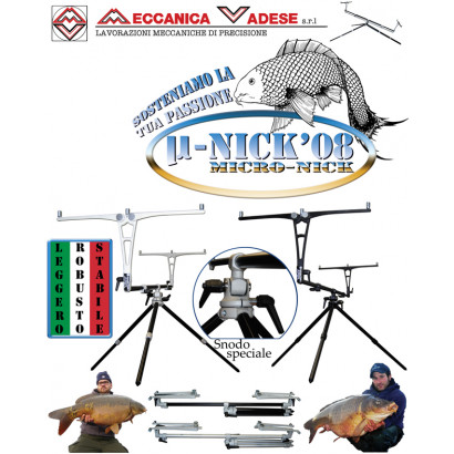 Micro Nick 3 rod
