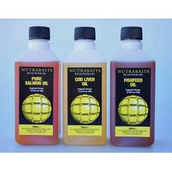 Pure Salmon Oil 500 ml.
