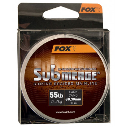NEW Fox Submerge™ 600 mt. 55 lb. (0.30mm)