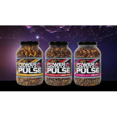 POWER PARTICLES PULSE 3 lt.