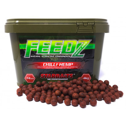 STARBAITS FEEDZ CHILI HEMP 14/20 mm
