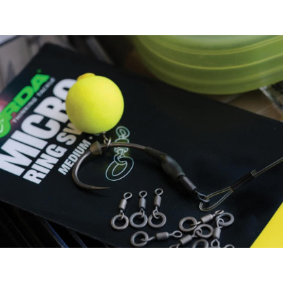 KORDA MICRO RING SWIVEL MEDIUM/LARGE