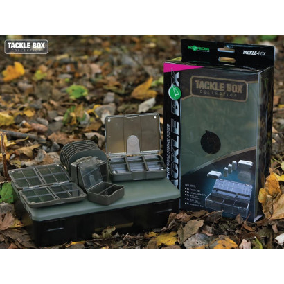 KORDA TACKLE BOX COLLECTION LIMITED EDITION
