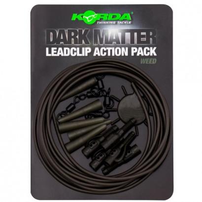 KORDA LeadClip Action Pack