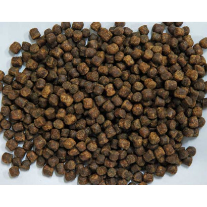 Pellets Halibut 6 mm. 1 kg.